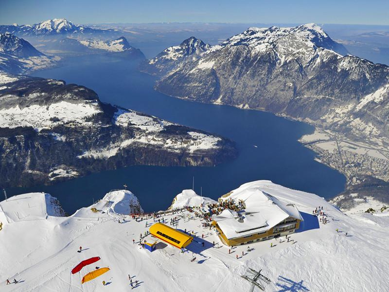 Gipfelerlebnis-Ticket Winter